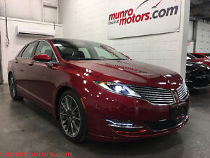 2014 Lincoln MKZ 3.7 V6 AWD Navigation Panoramic 11000 kms