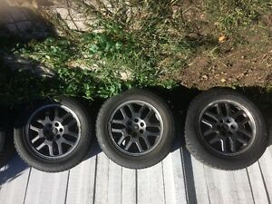 Ford 150 and BF GoodRich Tires for Sale