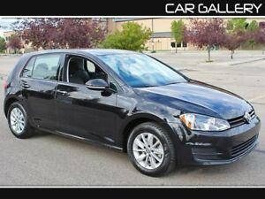 2016 Volkswagen Golf TSI w/BackUp Cam $119B/W YOU'RE APPROVED-QU