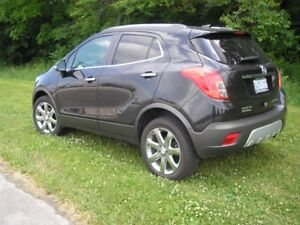 BUICK ENCORE/LEATHER/REAR CAM/ LOADED