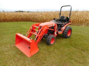 2016 Kubota B2301 Tractor/Loader Like New 130 Hours W/Warranty!!