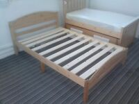 £109 - 4ft Panel Bed in a Box