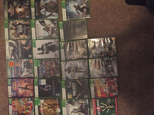 Xbox 360, Kinect and 22 games