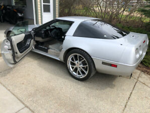 1996 CORVETTE COLLECTORS EDITION with SERIOUS IMPROVEMENTS