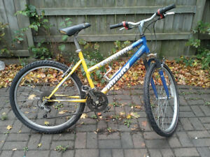 trinity 18 speed mountain bike for 30
