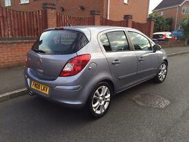 Vauxhall Corsa 1.2 SXI A/C 5 Door 40,000 miles FSH New Mot