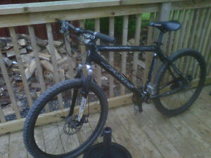 Jamis Durango Sport Mtn Bike w disc brakes, new chain, tires