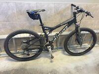 Vélo Specialized Stumpjumper FSR pro