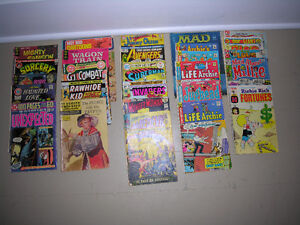 collection of comic books for 1960-1980 Cambridge Kitchener Area image 1