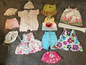 Girls 3-6 month summer/vacation south lot