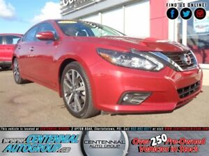 Nissan Altima 2.5 SL | Leather | Navigation | Bluetooth  2017
