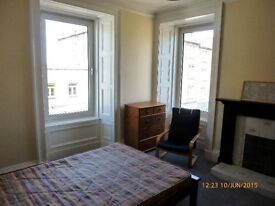 Doble room at Richmond Terrace (Haymarket area)