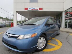Honda Civic Sdn 4dr Man DX-G A/C 2008