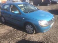 Vauxhall Corsa 1.7DTi 16v 2003.5MY Elegance