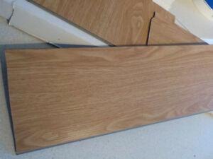 Plancher vinyle CLICK 5mm d'épaisseur