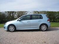 2012 VOLKSWAGEN GOLF 1.6 TDi 105 BlueMotion