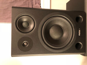 Fostex PM8.4.1 (3 way active studio speakers)