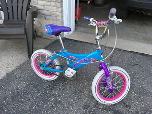 Little Girl Bike