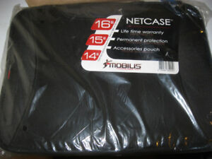"""Mobilis (France) NetCase for 14"""",15"""", and 16"""" laptops"""