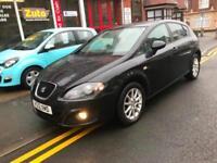 2012 Seat Leon 1.6TDI ( 105ps ) SE Copa 1 owner only 43k £20 tax fssh