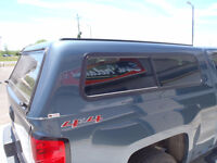"""LEER truck cap. Fits GMC and Chevrolet 1500 with 6'6"""" box Peterborough Peterborough Area Preview"""
