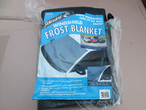 Sidewind Winter Windshield Snow Cover Frost Blanket New Unused