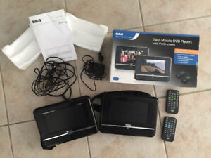 Twin Mobile DVD Player