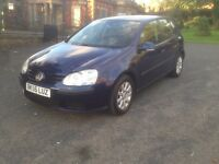 VW Golf 1.9 TDI SE Only 1.former Keeper Full Service history