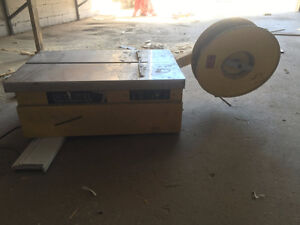Commercial Samuel Strapping ( Bander )  Machine FOR SALE