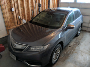2018 Acura RDX Tech package Lease takeover