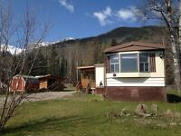 Acreage for rent  in Brule, short drive from hinton.