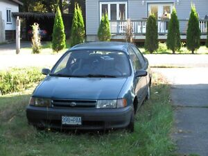 1994 Toyota Tercel Coupe (2 door)