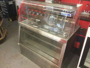 4 foot sub counter and sandwich prep table. 2 years old.SOLD!