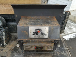 Black Pines Manufacturing Co. Air Tight Wood Stove