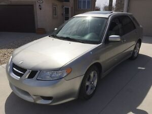 saab 9-2x all wheel drive. Safetied super Low km PRICED TO SELL