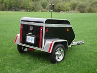 High Country Cargo Trailer for small cars and/or motorcycles