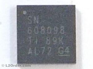 1x-NEW-SN608098-SN-608098-QFN-32pin-Power-IC-Chip-Ship-From-USA