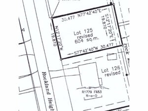 Lot with Ocean View Available in Conception Bay South