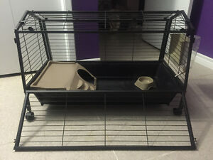 Large new bunny cage for sale