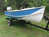 Boat, Motor and Trailer for sale!