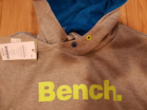 BENCH Boys size 7/8 New with tags Hoodie