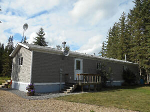 REDUCED! Mobile home on 1.22 acres @ Crane Lake