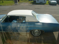 for sale  1970 chev impala 2 door hard top