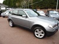 BMW X3 2.0d SPORT (grey) 2005
