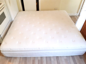 Delivered king size bed