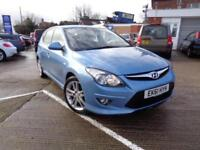 2011 Hyundai i30 1.6 CRDI ( 115ps ) ( Leather ) Auto Premium