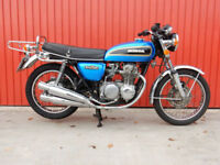 HONDA CB500 FOUR 1975 498cc MOT'd 2018 STUNNING LOOKING BIKE