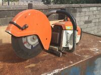 Stihl T400 Saw/Cutter Swap for Petrol Wacker