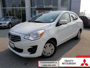 2017 Mitsubishi Mirage G4 ES  LIKE NEW-ONLY 300 KMS-A/C