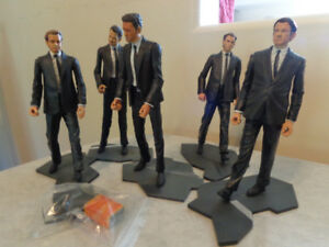 Reservoir Dogs figurines
